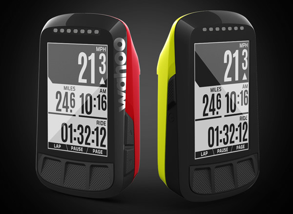 New Red and Yellow ELEMNT BOLT Limited Edition