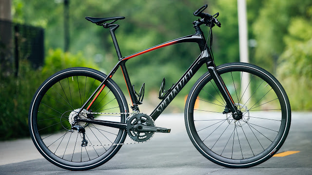 Specialized unveils the New Sirrus Fitness/Urban Bike