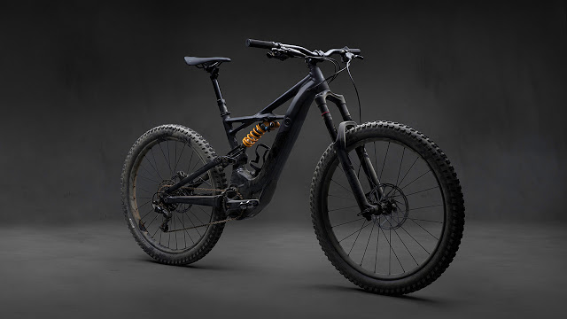 Specialized's New Turbo Kenevo 180mm e-MTB Bike