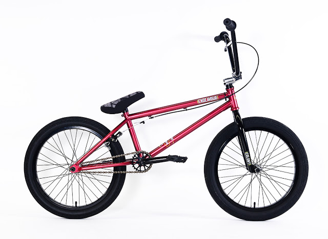 Colony BMX Presented the all New 2018 Endeavour BMX Bike