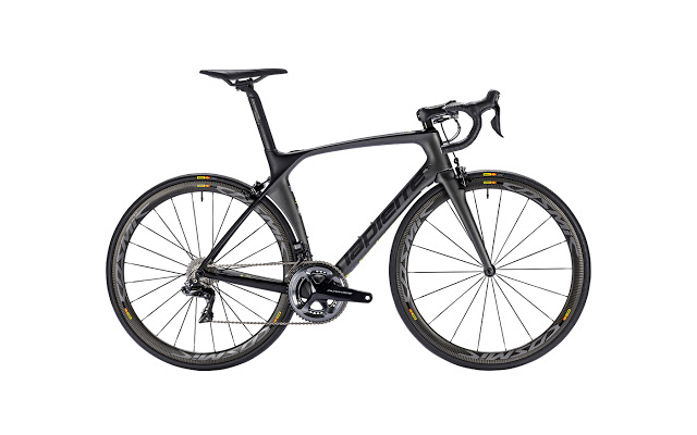 New 2018 Aircode SL 900 Ultimate Road Bike from Lapierre