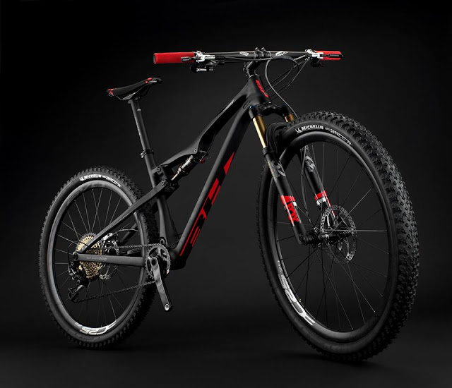 BH presented the New Lynx Race MTB Bike Range
