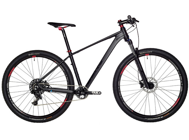 Berg Cycles revealed the New Vertex 590 Hardtail Mountain Bike