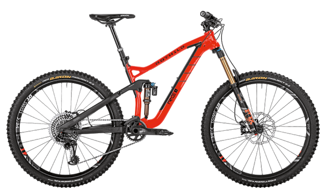 Rotwild launched the New 2018 R.E1 Enduro Bike