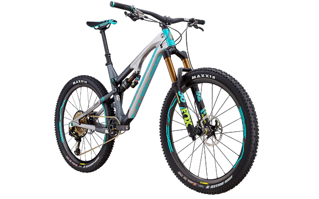 Intense Cycles introduced the New 20.eighteen Recluse All-Mountain Bike