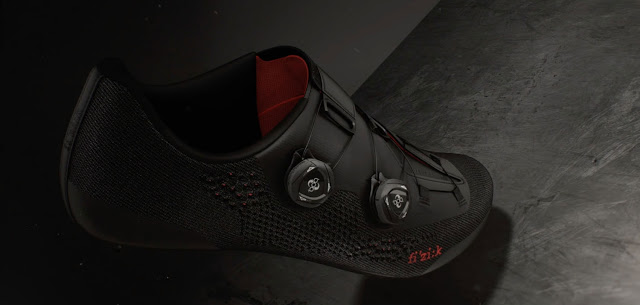 fi'zi:k's New Infinito R1 Knit Road Cycling Shoes unveiled