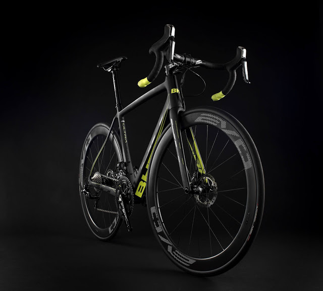 The New Ultralight Evo Disc Road Bikes from BH