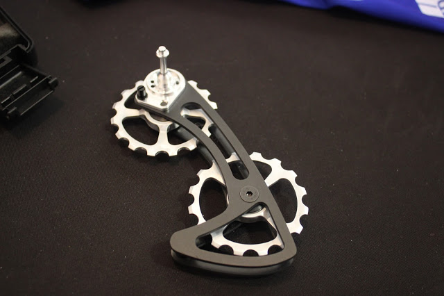 CyclingCeramic is launching New Pulley Wheels and Racing Chain