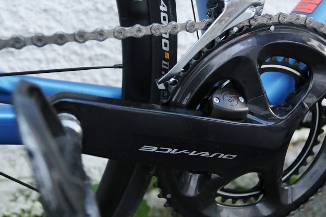 New Stages Power LR Power Meters from Stages Cycling