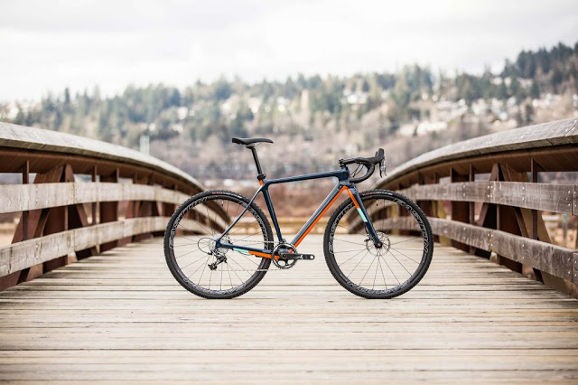 The All-New Norco Threshold Cyclocross Bikes