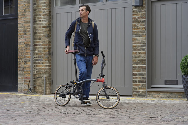 New Brompton's Bicycle X CHPT3