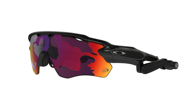 Oakley released a New Limited Edition Radar Pace Tour de France Sunglasses