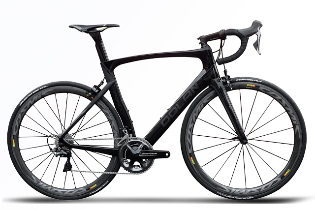 Dolan Bikes launched their New Rebus Carbon Road Bike