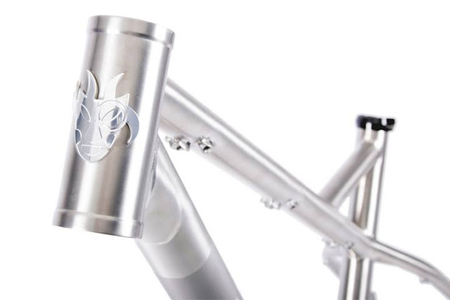 New Nordest Bardino Titanium Bike from Nordest Cycles