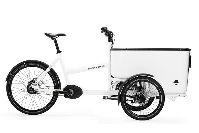 Butchers & Bicycles Launched The New MK1-E Cargo Bike