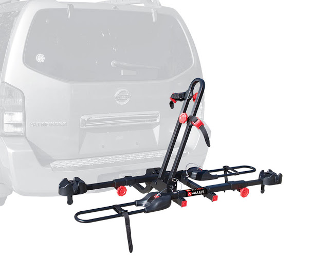 Allen Sports Hitch Tray Carrier Released