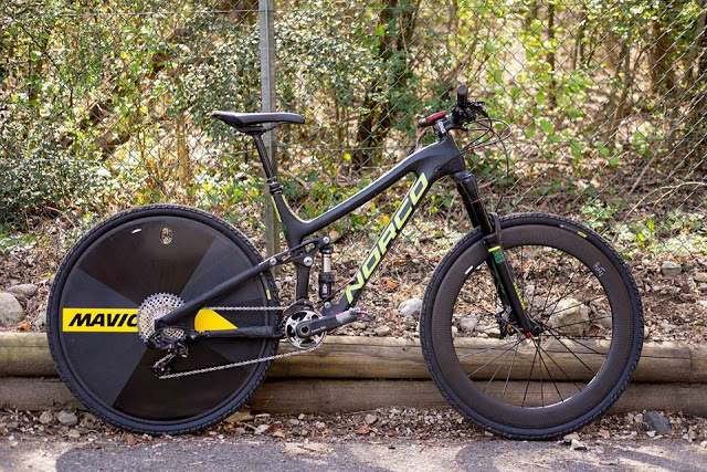 Mavic partners with Norco Bicycles to create the ultimate XC MTB Bike