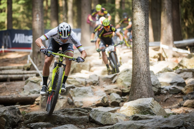 Nino Schurter to debut Syncros integrated Cockpit this weekend