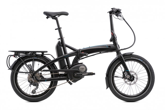 Reboot Your Commute – Tern Launches the Vektron, the World's Most Compact Bosch Equipped E-bike