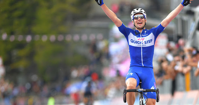 Giro d'Italia: Schachmann wins on Pratonevoso