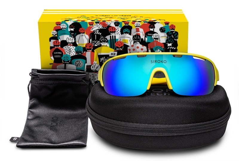 New Siroko TECH Sunglasses to celebrate Le Tour de France