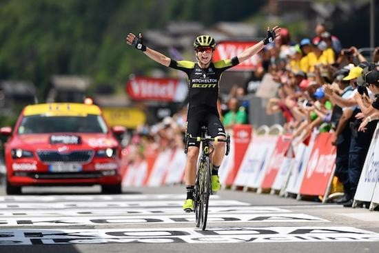 Unstoppable Van Vleuten wins La Course for the second year running