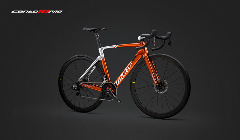Introducing the New Wilier Cento10PRO Ramato ridden by Sylvain Chavanel at Tour de France