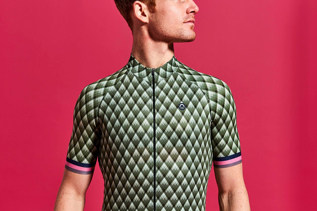 Chapeau! The All New pattern Jersey for those who like to stand out