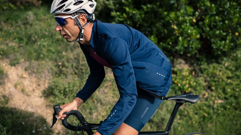 Seasonless is the New Timeless. New PSN Windproof Jackets from La Passione