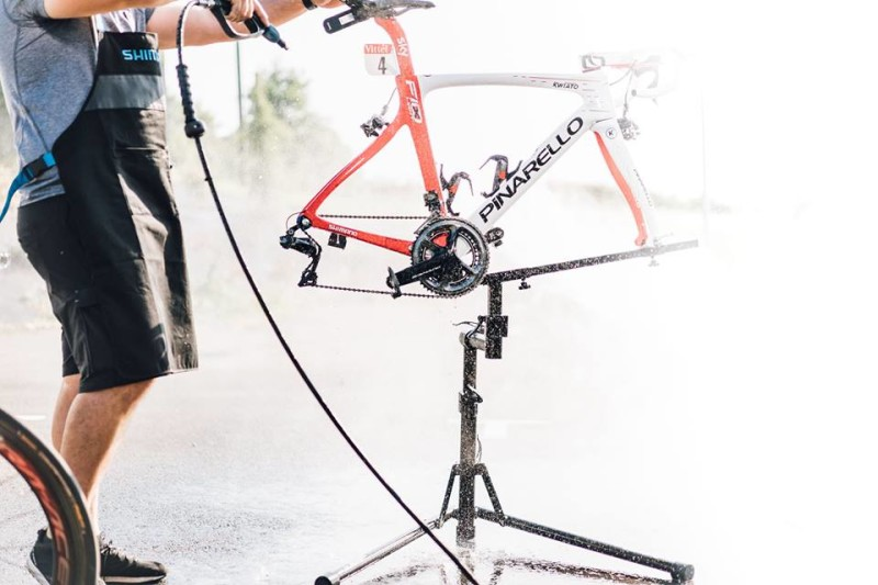 The New Unior Pro Road Repair Stand