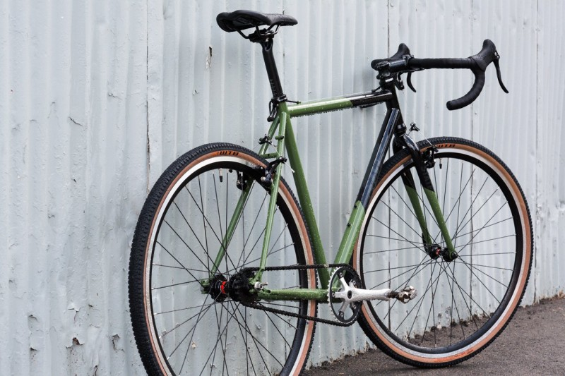 New Warhawk Gravel Bike by State Bicycle Co.