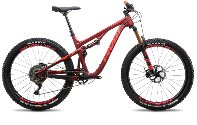 Introducing the Trail 429 from Pivot Cycles