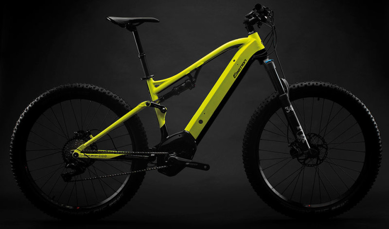 New Xenion 2019 eMTB launched by BH