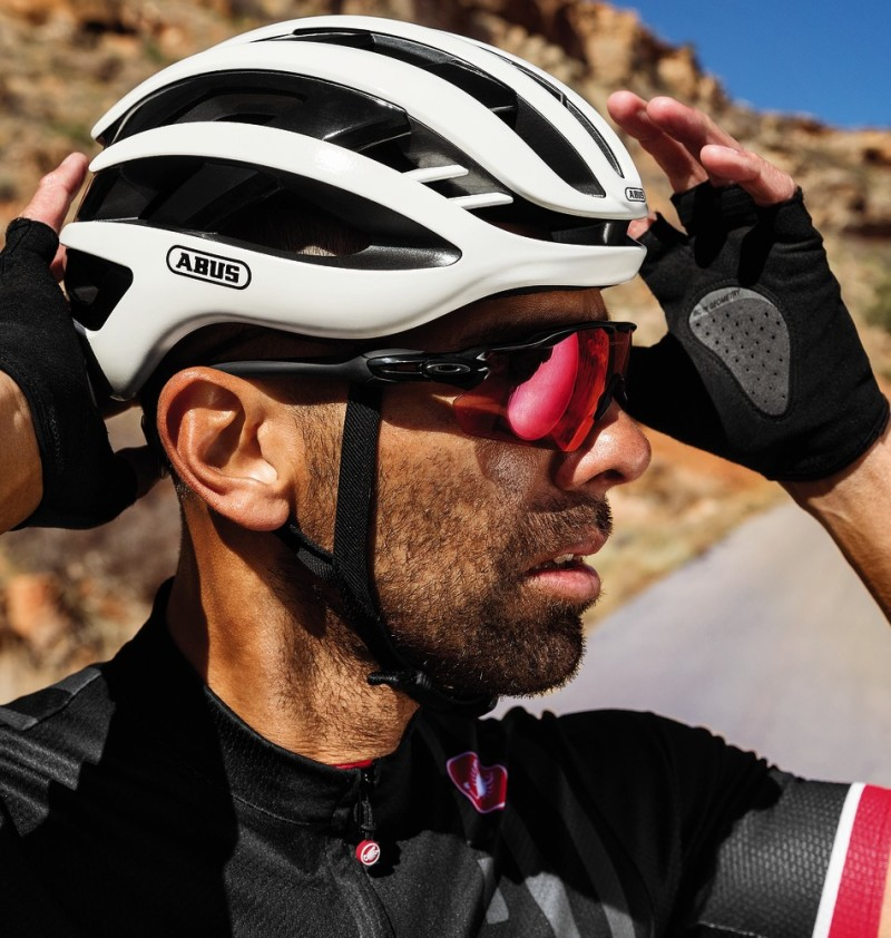AirBreaker is the New Road Helmet launched by ABUS Cycling