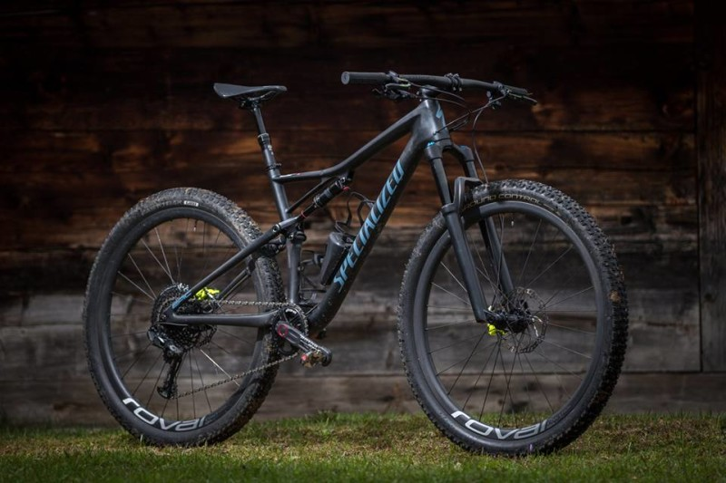 Introducing the Specialized Epic EVO