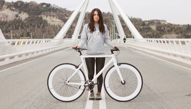 Santafixie launch his own brand of Urban Bicycles