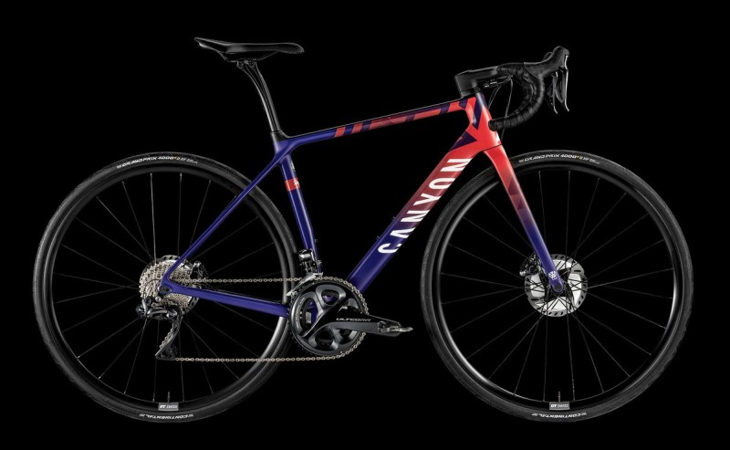 Introducing the Special Edition Canyon Endurace WMN CF SL Disc 8.0 LTD