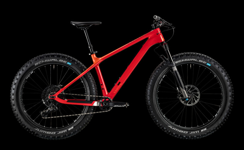 Adventure awaits! Explore Canyon 2019 Dude Fatbike range