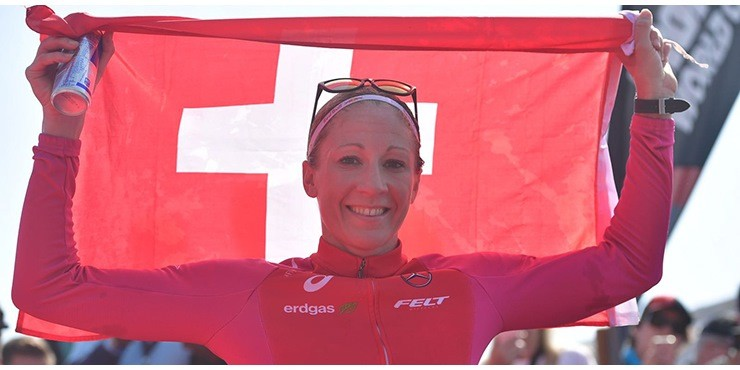 Daniela Ryf Flies to a Record Fourth Win at the 2018 Isuzu IRONMAN 70.3 World Championship