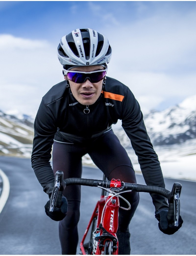 For Bad Weather, The New Santini Vega Xtreme Jacket