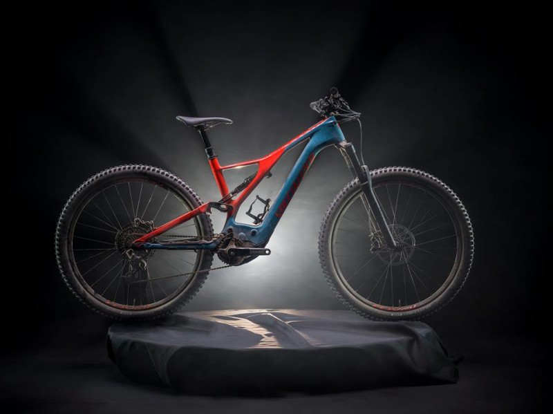 The All-New Specialized Turbo Levo, the Power to ride more trails