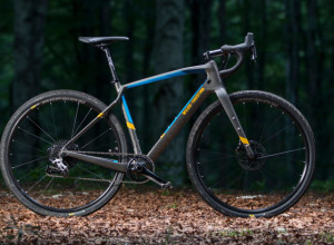 Free to choose. Jena, New Carbon Gravel Bike from Wilier Triestina