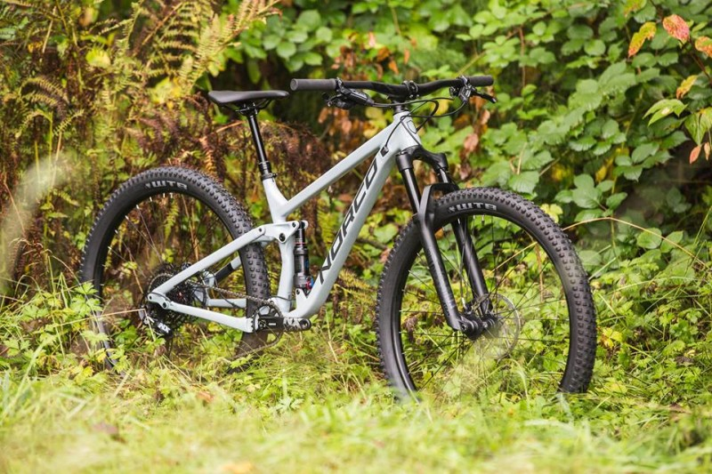 Meet the All-New, completely Redesigned Norco Fluid FS!