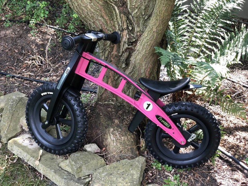 New Fat Edition Balance Bike from FirstBIKE
