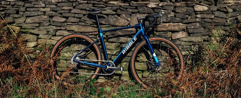 Excels for versatility & performance. The New Ribble CGR Alloy