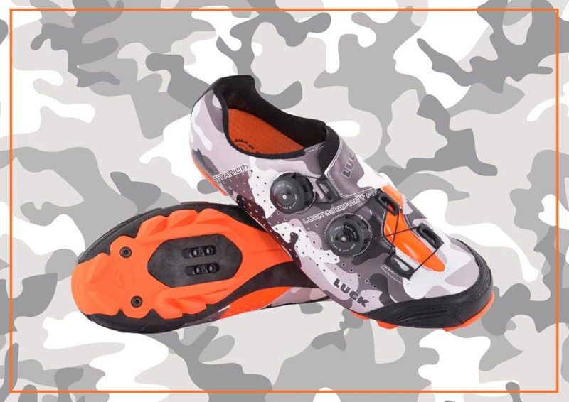 New Luck Titanium MTB Shoes Available