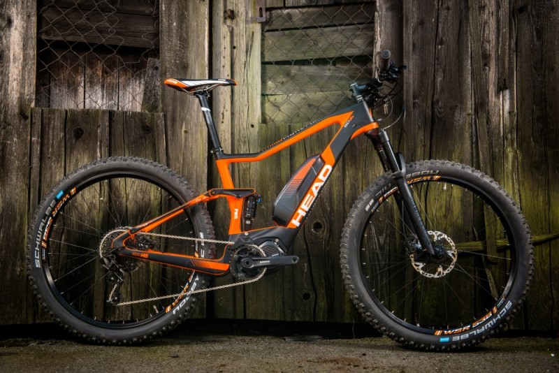Every eBike fan should look closer to the Head Muret Bicycle, Top Carbon eBike in the 2019 Product Range