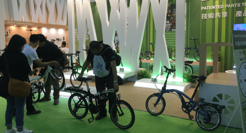 DAHON Debuts New Technology and Products at Taipei Cycle Show 2018