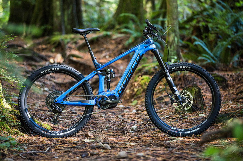 Power Up. Charge Down. Introducing the All-New Norco Sight VLT