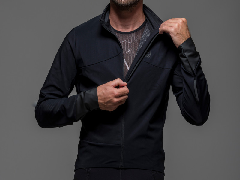 Take a look to the New C-Tech Winter Jacket from Campagnolo